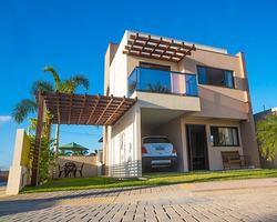 S0335 - Casa De Condomínio Com 3 Quartos À Venda 91m²