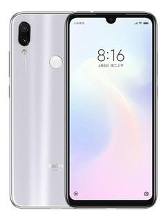 Xiaomi Note 7 64gb + 4gb Ram - Global + Película 3d E Nota Fiscal