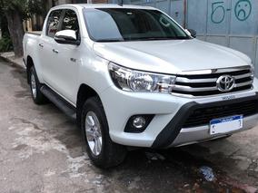 Toyota Hilux 2.7 Srv Vvti & Cuero - Descuenta Iva
