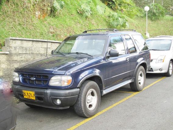 Ford Explorer Aventura, 3 Puertas.