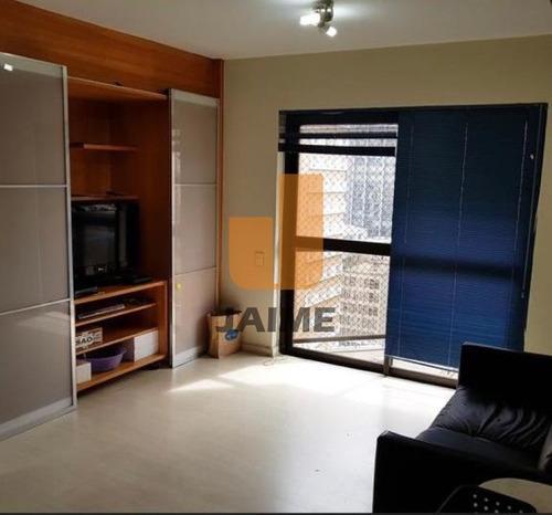 Apartamento Padrão Com 1 Dormitório E 1 Vaga. - Ja15104