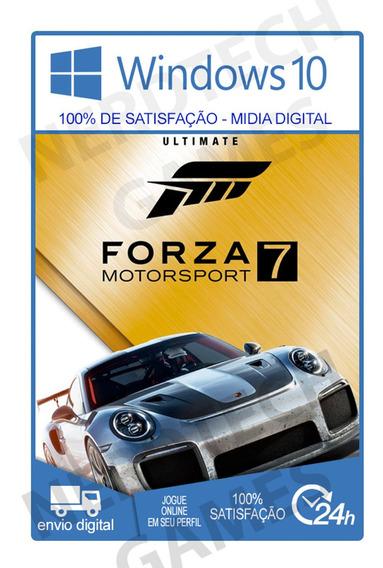 Forza Motorsport 7 Ultimate Edition Pc - Suprema Forza 7 Pc