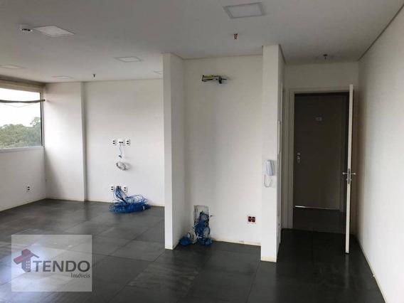 Sala Comercial 47 M² - Centro - Diadema/sp - Sa0032