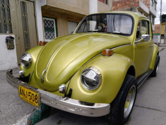 Volkswagen Escarabajo Vwagen Escarabajo