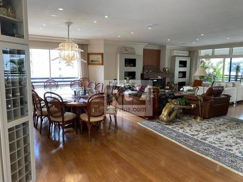 Apartamento 280m²  Reformado Três Suítes Duas Vagas Itaim - Ap6768