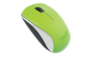 Mouse Genius Nx-7000 Green Wireless Inalámbrico