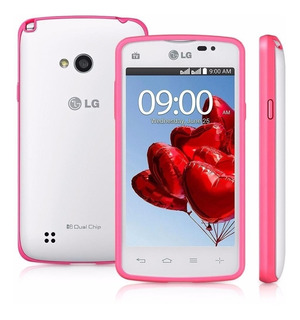 Smartphone Lg L50 Dual Chip Branco/rosa Semi Novo