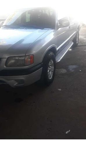 Imagem 1 de 3 de Chevrolet S10 2000 2.5 Std Cab. Dupla 4x4 4p