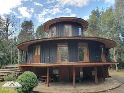 Casa Redonda Fundo El Sol - Pucón - Eclipse 2020 - Häuser
