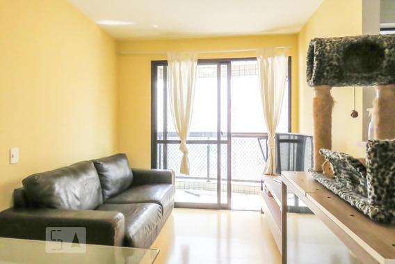 Apartamento No 13º Andar Com 1 Dormitório E 1 Garagem - Id: 892960996 - 260996