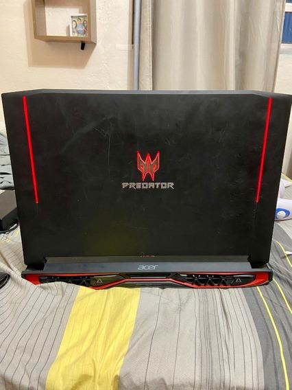 Notebook Acer Predator 17 G9-793-78cm