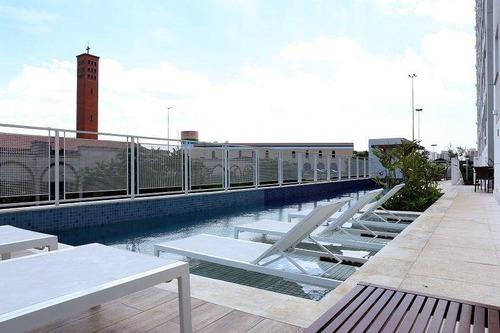 Apartamento Para Alugar, 45 M² Por R$ 1.600,00/mês - Liberdade - São Paulo/sp - Ap1545