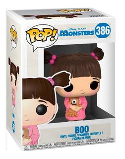 Boo Monsters Inc #386 - Funko Pop - Original