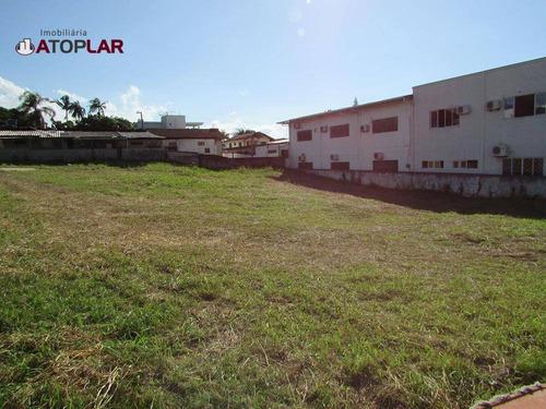 Imagem 1 de 6 de Terreno À Venda, 1255 M² Por R$ 3.100.000,00 - Centro - Camboriú/sc - Te0063