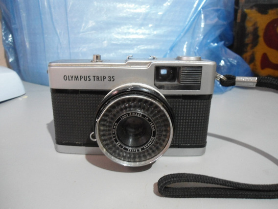 Maquina Fotográfica Olympus Trip 35