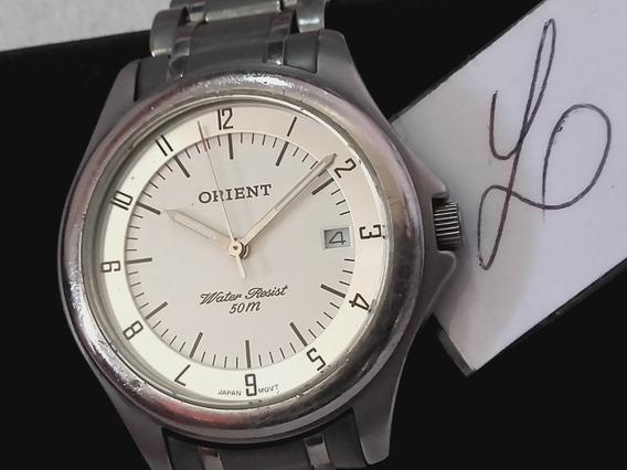 Relógio Orient, Masculino, A Quartz (es16) !
