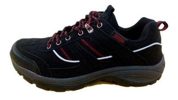 Zapatos Botas Tipo Acadia Marca Jaspe 100% Originales 41-46