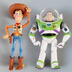 Figuras Buzz Lightyear Ou Woody Toy Story 14 Cm