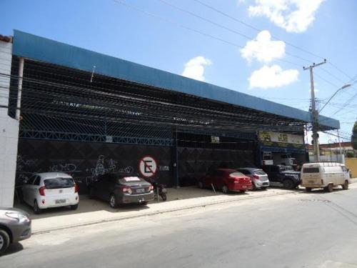 Galpão Para Alugar, 315 M² Por R$ 3.599,00/mês - Montese - Fortaleza/ce - Ga0001
