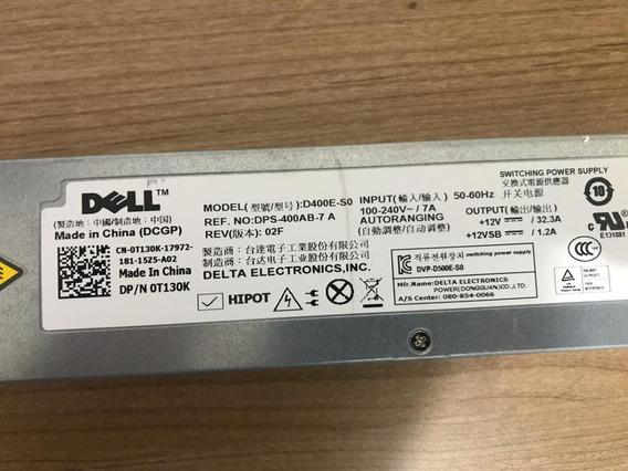Fonte Dell Poweredge R310 400w Dps-400ab-7 0t130k
