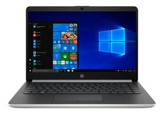 Laptop Hp 14 Dk0075nr Amd A4 4gb Ssd 64gb Pantalla 14 Win10