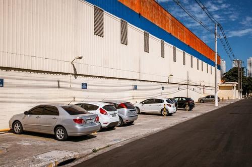 Galpão Para Alugar, 2000 M² Por R$ 169.000,00/mês - Vila Leopoldina - São Paulo/sp - Ga0245