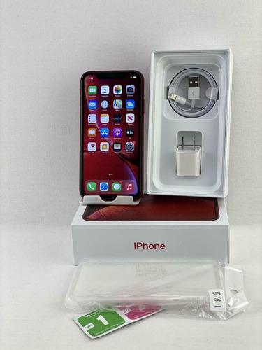 Imagen 1 de 1 de iPhone XR, Red, 64gb Factory Unlocked