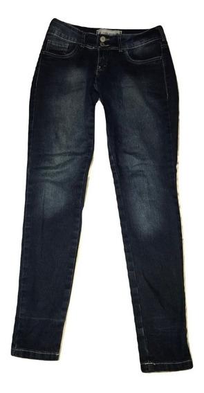 Calça Jeans Skinny Feminina Clock House Tamanho 38