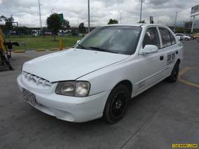 Hyundai Accent Verna Gl Mt 1500cc 4p