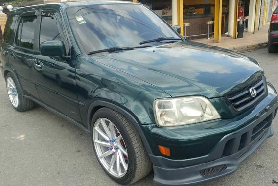 Honda Crv 1999 4x4 Americana En Perfectas Condiciones