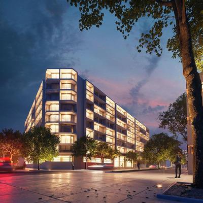 Edificio Green Concept Sazié