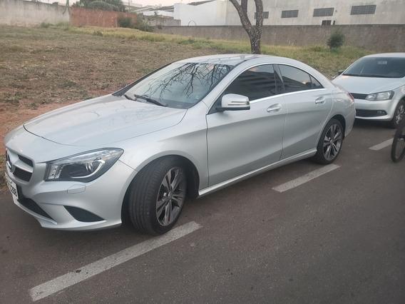 Mercedes-benz Classe Cla 1.6 1st Edition Turbo 4p 2015
