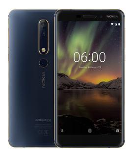 Nokia 6.1 32gb - Preto