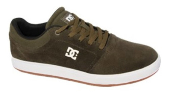 Tenis Hombre Crisis Shoes Adys100029-bkw Sprng 2016 Dc Shoes
