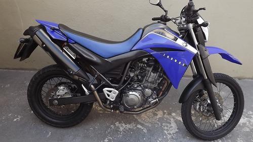 Yamaha Xt 660r 2014 Azul