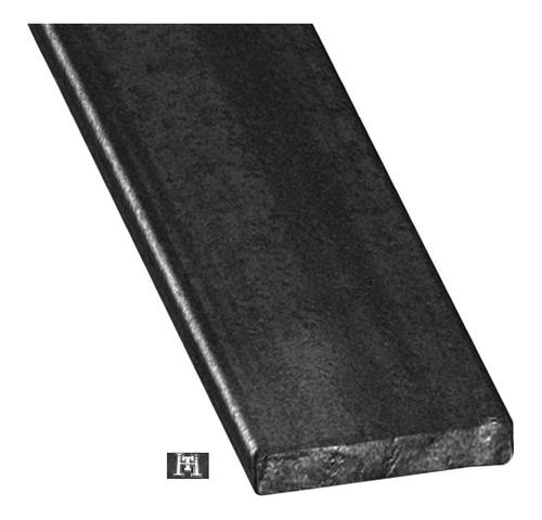 Planchuela Hierro 1 1/2 X 3/8 ( 38.10 X 9.52 ) Mm X 6.00 Mts