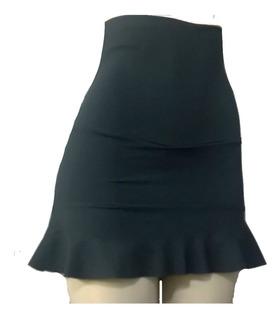 Short-saia Cós Super Alto Modelador Suplex Pronta Entrega!