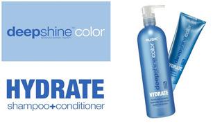 Shampoo Y Acond Hydratante Sin Sulfato Uso Diario Rusk