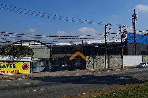 Galpão Para Alugar, 600 M² Por R$ 9.000/mês - Parque Capuava - Santo André/sp - Ga0027