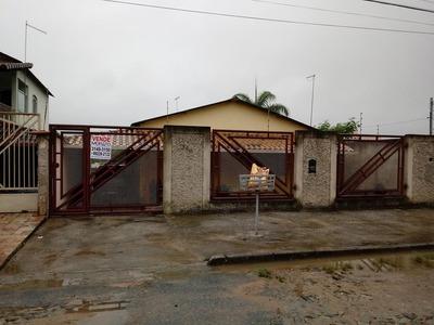 Excelente Casa 03 Quartos No Bairro Florença / Ribeirão Das Neves - 3480