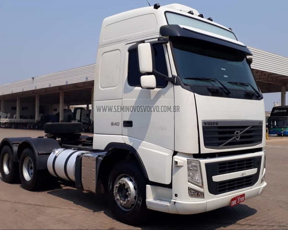 Volvo Fh-540 Globetrotter 6x4 2013/2014 Manual