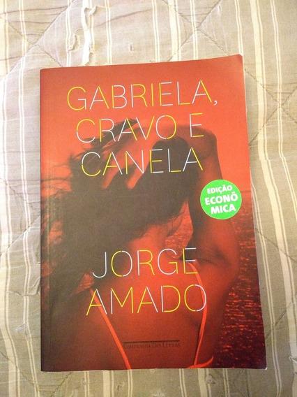 Livro Gabriela, Cravo E Canela Jorge Amado