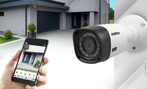 Instalação E Manutenção Câmeras, Alarmes, Cerca Elétrica