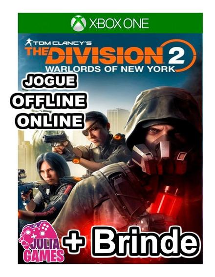 The Division 2 Edição Warlords Of New York Xbox One Digital