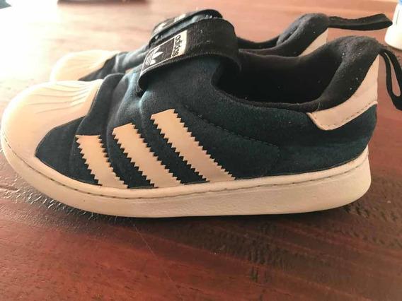Zapatilla adidas Superstar Azul
