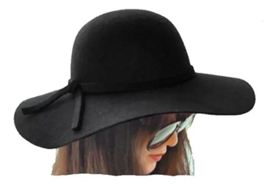 Sombrero - Pava Fieltro Alona Ref. 0023 C