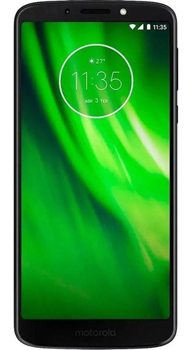 Motorola Moto G6 Play 32gb Indigo Usado Excelente
