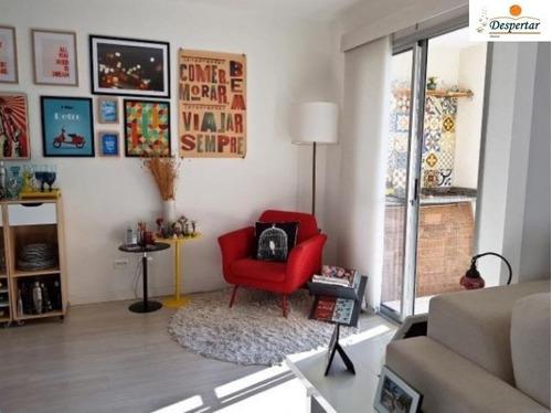 04133 -  Apartamento 2 Dorms. (1 Suíte), Água Branca - São Paulo/sp - 4133