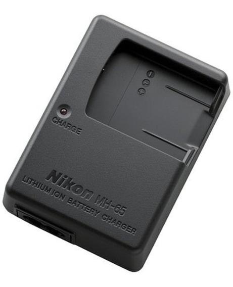 Carregador Nikon Mh-63 Original Usado
