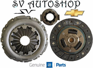 Kit Clutch Croche Embrague Chevrolet Spark Original Gm Valeo